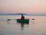 boating sailing fishing at Balaton
