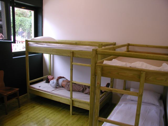 6-bed dorm in Hullam Hostel